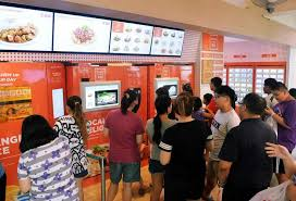 Vending Machine Restaurant Inspiration Chilli Crab From A Vending Machine Food News AsiaOne