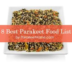 8 Best Parakeet Food Review Nutrition And Taste Guide 2019