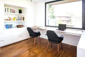 small desk home office. long desks cool dark chairs with white desk in small home office design .