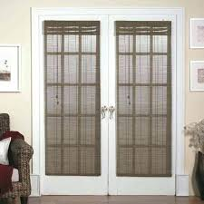 sliding glass doors with built in blinds medium size of inch french white best door internal