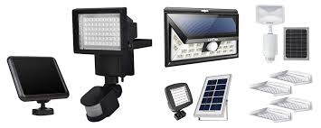best outdoor led motion sensor security flood lights