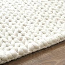 white area rugs for living room handmade braided cable white new wool rug 3 x 5 ping great deals on rugs white area rugs for living room