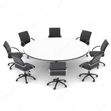 round table corporate office regarding chairs and stock photo cherezoff 33075963 decor 4