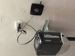 wifi garage door opener genieControl your garage door from your smartphone with Chamberlains