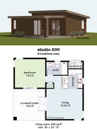 small house plans. Studio600: Small House Plan Plans 61custom