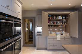 Transitional Kitchen Designs Classy Mr Mrs R Kitchen Sutton Green Transitional Kitchen Surrey