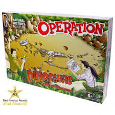museum operation dinosaurs game