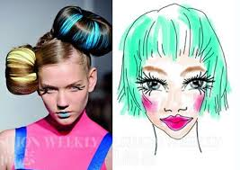 make up cool makeup how you dare to