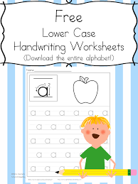 26 Free Handwriting Practice for Kids Worksheets-Easy Download ...