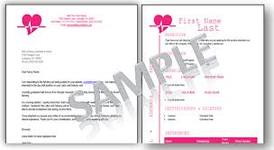 Pink With Ekg Heart For Ebook Nursing Resume Template Free All