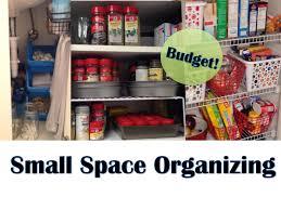 Organization Ideas For Small Apartments apartment organization small space organizing youtube 7331 by uwakikaiketsu.us