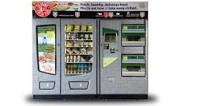 Healthy Vending Machines Toronto Interesting Vending Machines Fully Managed Fresh Food Dispensers Feast Point