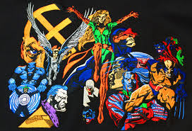 x men embroidery for coat back