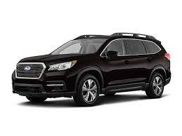 This 2019 Subaru Ascent Suv Premium 8 Passenger Is A Brand New Vehicle Crystal Black Silica In Color From Subaru Of Kings Auto Subaru Suv For Sale 8 Passengers