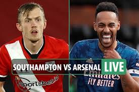 Southampton vs Arsenal FREE: Live ...