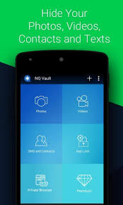 vault hide sms pics  &videos Free Download