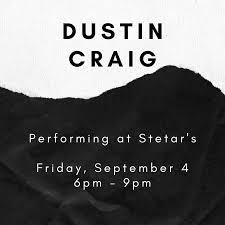 Dustin Craig — Stetar's