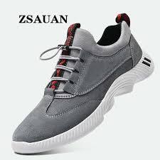 <b>ZSAUAN</b> Breathable Mesh Light Weight Spring Fall <b>Men</b> Sneakers ...