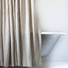 cool fabric shower curtains. Greige Fabric Shower Curtain In Extra Long Sizes Cool Curtains D