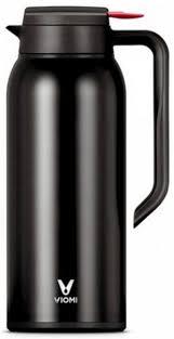 Купить <b>Термос Xiaomi Viomi</b> с вакуумной изоляцией, черный ...
