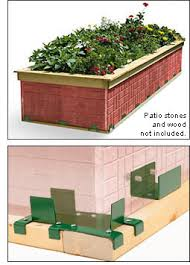 garden bed kit. Raised-Bed Kit Garden Bed R