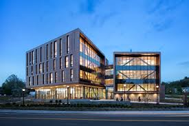 architectural buildings designs. University Of Massachusetts, Design Building, Location: Amherst MA, Architect: Leers Weinzapfel Associates Architectural Buildings Designs