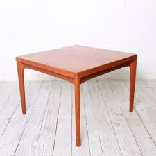 danish design coffee table by henning