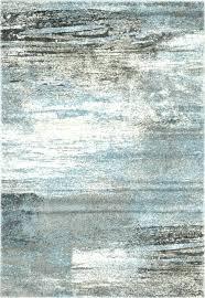light gray area rug hand woven wool