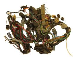 this used under dash wiring harness with air conditioning will 64 mustang wiring harness at Under Dash Wiring Harness