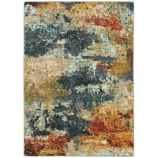 kitchen hearth and home braided rugs rag area rug square woven rug 3 foot round