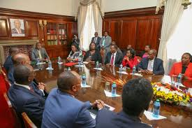 Kenyan Cabinet Secretaries Daily Post Uhuru Ruto To Fire Cabinet Secretaries And Pss Next