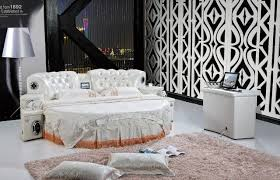 round bedroom furniture photo - 10