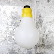 Giant Light Bulb Lamp Giant Lightbulb Hanging Lamp Things Pinterest Lightbulb