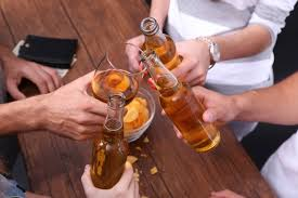 Alcohol May Drinkers They Handle Heavy Not As Think Well