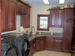 hickory cabinets laminate countertop clothes rod