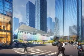 mas new penn station penn station madison square garden manhattan new