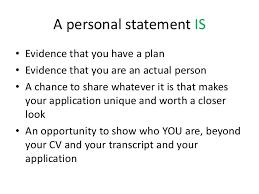 Personal Statement Examples   GradSchools com florais de bach info    how to format a personal statement for grad school