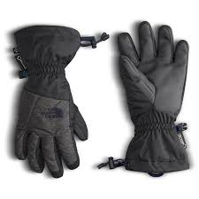 the north face montana gore tex gloves big kids