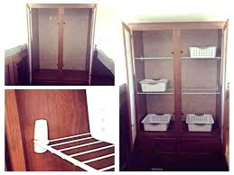 clothes closet storage ideas door organizer wardrobe rack bathrooms awesome hanging organ