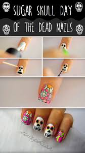 25+ beautiful Skull nail art ideas on Pinterest | Skull nails, DIY ...