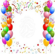 birthday balloons border clip art. Beautiful Birthday Birthday Balloon Border Clipart Verona Balloons Art Images Kids  And Parenting Balloons Clip Pinterest