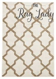 natural moroccan trellis rug – the rug lady