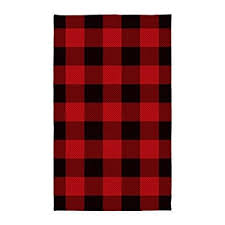 com cafepress cottage buffalo plaid lumberjack regarding check rug decor 10