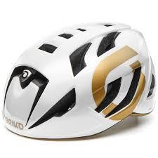 Briko Ventus Helmet White Gold