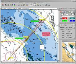 Oziexplorer Marine Charts Oziexplorer Marine Features Proximity Zones Navigation