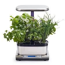 aerogarden harvest elite wifi with gourmet herbs seed pod kit aerogarden herbs