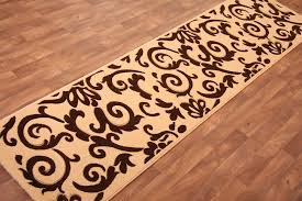 image of decorative contemporary runner rugs for hallway