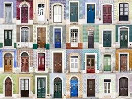 front door photographyPhotographer Captures Charming Diversity of Colorful Front Doors