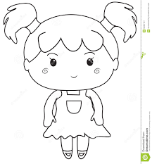 Small Picture Little Girl Coloring Pages Coloring Pages