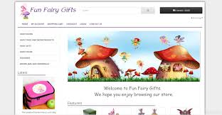 selling a range of fairy gifts including personalised gifts dropship 750